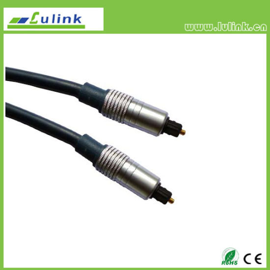 Best Price Gold Plated Optical Fiber Toslink Cable