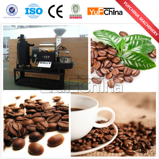 Commercial Coffee Bean Baking Machine pictures & photos