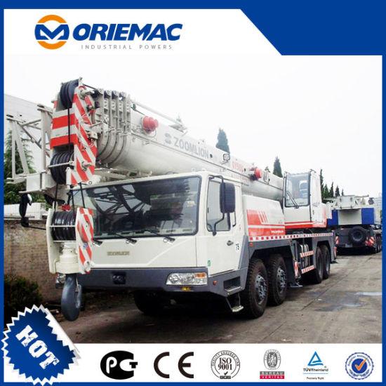 China All Terrain Crane Zoomlion Qy55V 55 Ton Truck Crane