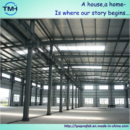 Steel Building Construction Projects Industrial Shed pictures & photos