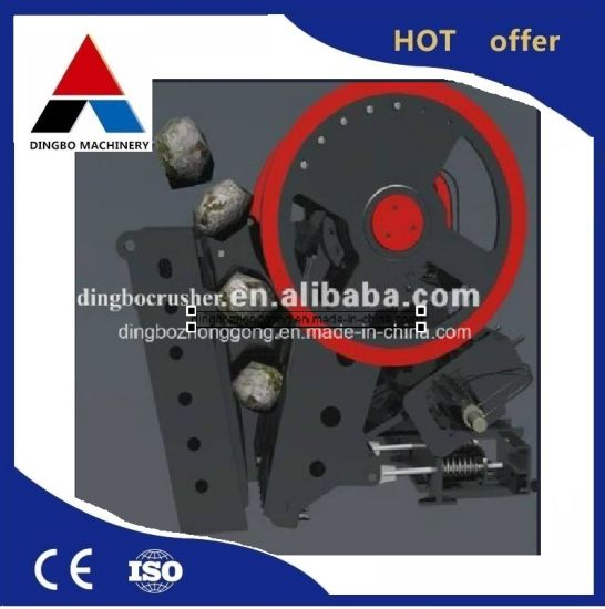 Hot Sale Jaw Crusher for Mining Industry pictures & photos