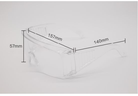 Protective Safety Anti-Dust Goggles