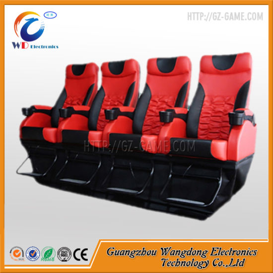 China Munafacturers 5D Mobile Cinema in 5D Cinema Amusement Equipment pictures & photos