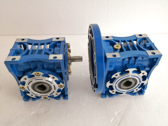 New 8 Series Universal Mouning Worm Gearbox