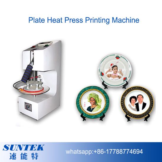 Sublimation Hot Plates Heating Transfer Printing Machines Stm-M13 pictures & photos