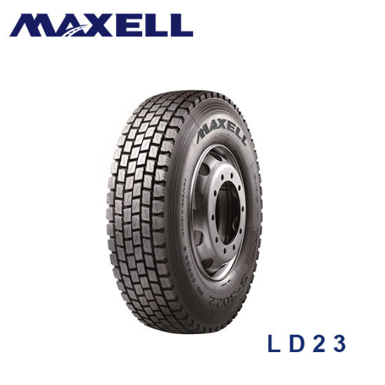 Maxell Brand for Heavy Duty Truck/Bus Tire 315/80r22.5