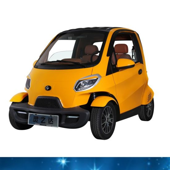 Eec L7e Smart 2 Seats Ev Electric Car Made In China Pictures Photos