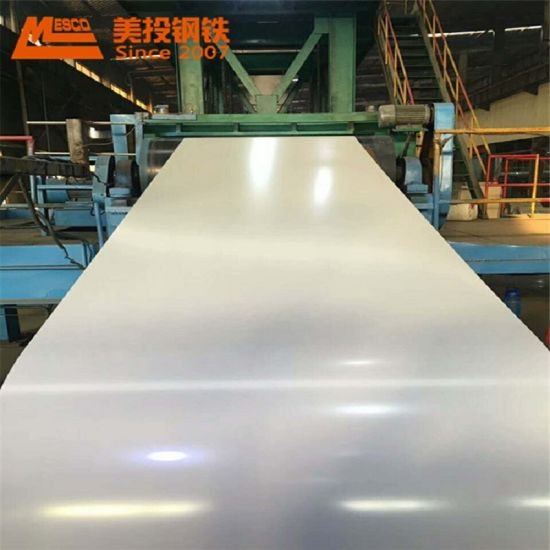 PPGI/ PPGL Anti-Microbial Prepainted Steel Coil for Medical Facilities /Food Storage /Hospital