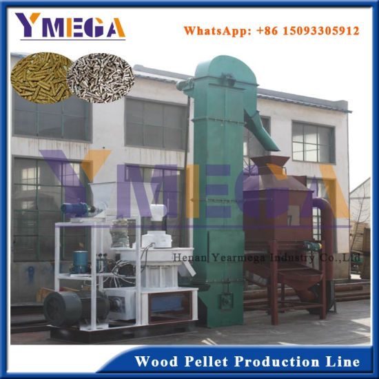 Factory Supply Full Wood Pellet Production Line Price pictures & photos