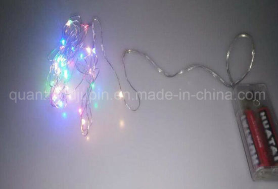 Custom High Quality Flashing LED PVC Transparent Balloon pictures & photos
