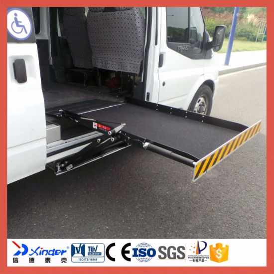 wheelchair lift for van. Ce Certified Electric Wheelchair Lift For Car And Van With Loading 300kg S