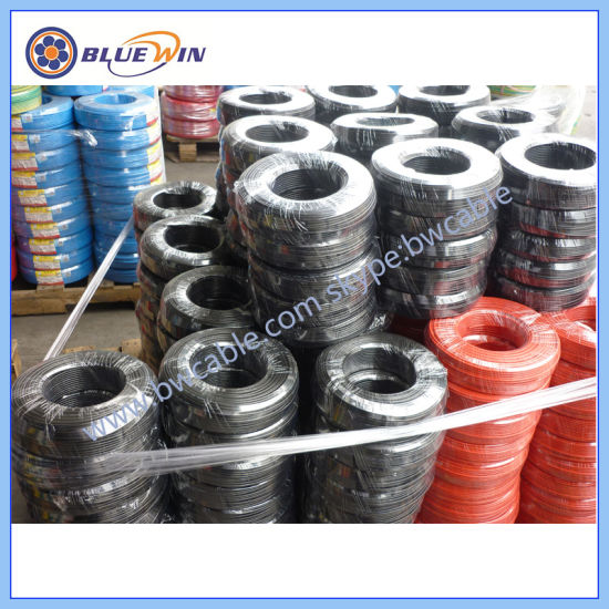 China Photovoltaic Wire Cable Manufacturers Photovoltaic Wire/UL ...