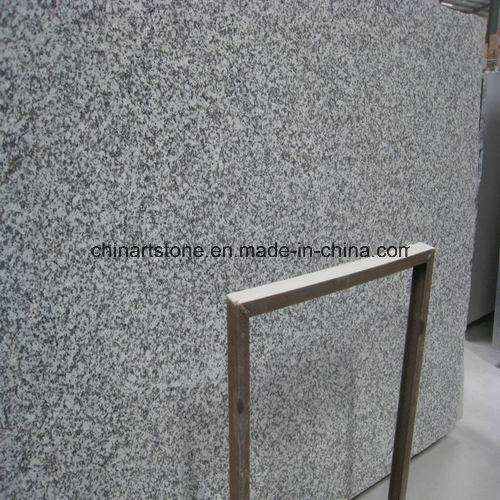 China Polished White Granite Tile for Building Material pictures & photos