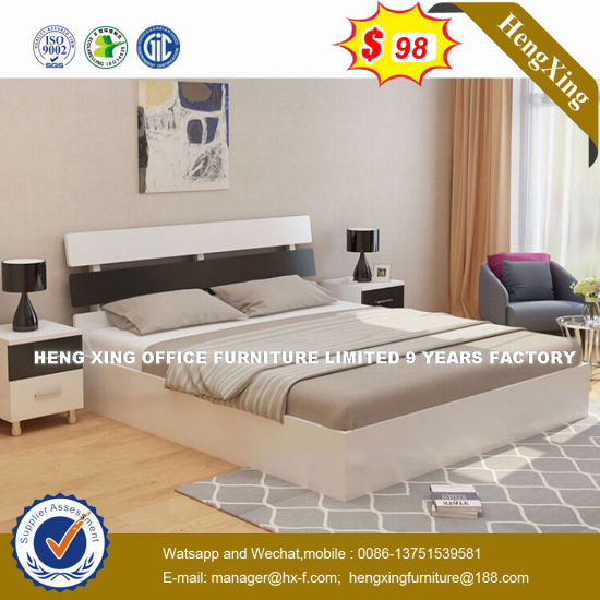 Restaurant Use Electric Massage Maison Panel Hotel Room Bed (HX-8NR0680) pictures & photos