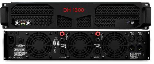 Portable Passive Speaker Digital Professional Amplifier DSP Audio Power Amplifier (DH1500)