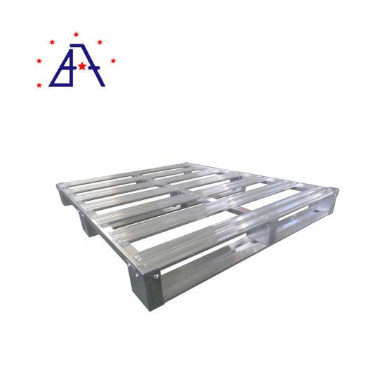 Used in Warehouse Newest Design Good Price Pallet Aluminium Manufacturer