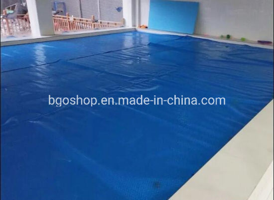 Portable Thermal PE Bubble Plastic Swimming Pool Covers ...