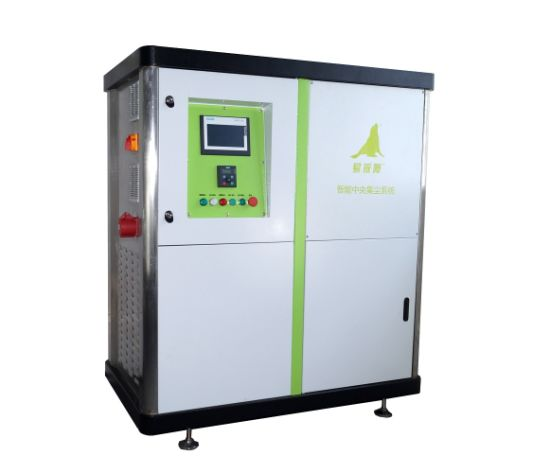 2019 New Model Dry Grinding Dust Collector Center System for Car Body Prepration Work (ES-75)