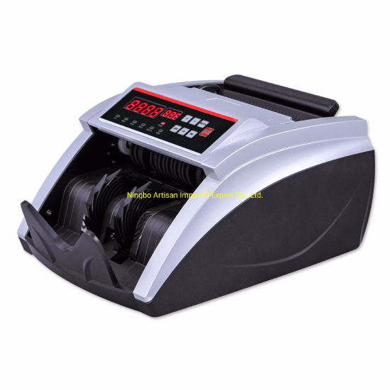 Cash Bank Money Banknote Detector Money Currency Bill Counter