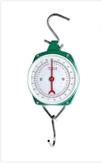 Free Postage in Australia Other Agriculture & Forestry Quality Mechanical Hanging Metal Scale up to 100 kg Business & Industrial