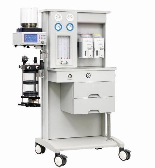 (MS-600G) Halothane, Isoflurane, Enflurane Workstation Anesthesia Unit