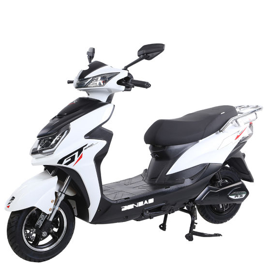 Factory Wholesale New Style Best Price Two Wheel Electric Motorcycle Scooter
