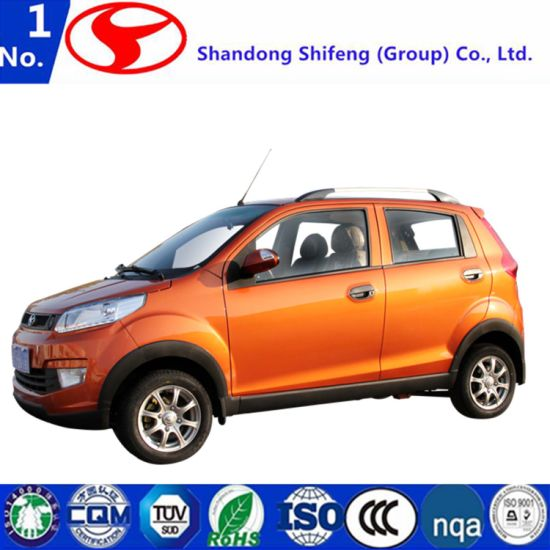 Chinese Mini Electric Car 5 Doors 4 Wheel Electric Smart Car Price
