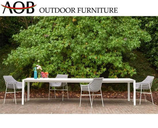 Terrific Chinese Modern Outdoor Garden Home Furniture 6 Seater Gmtry Best Dining Table And Chair Ideas Images Gmtryco