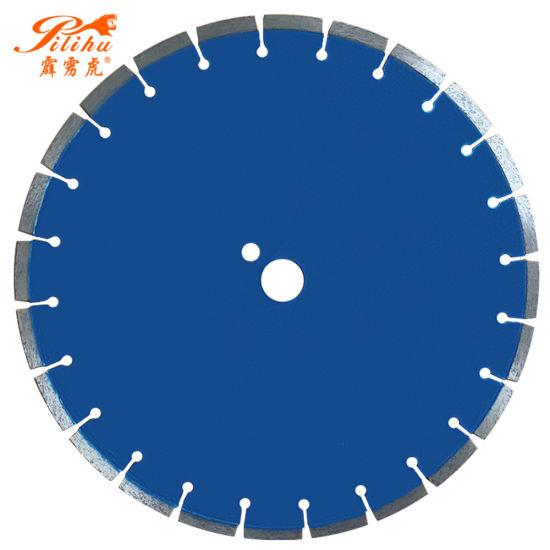 350cm Diamond Heavy Works Circular Saw Blade for Asphalt Cutting