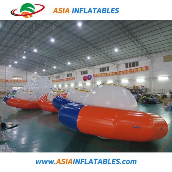 China Disco Boat Inflatable, Inflatable Semi Boat