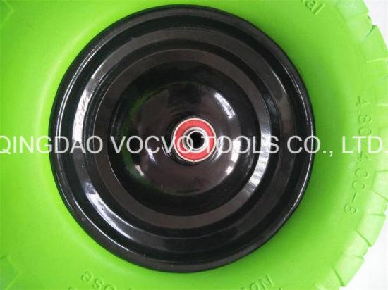 Wheelbarrow Tire Tubeless Wheel