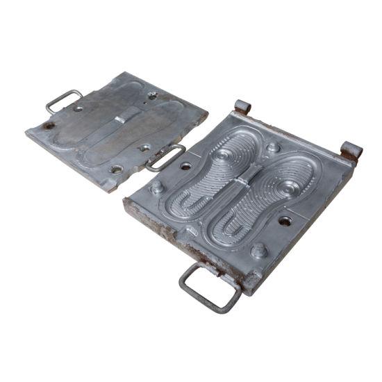 Plastic 3D Design PVC Shoe Sole Injection Mold