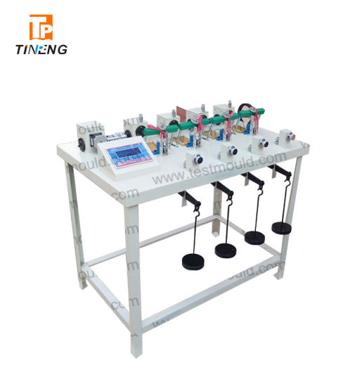 Dsj-3 (quadruplet) Electric Direct Shear Test Machine