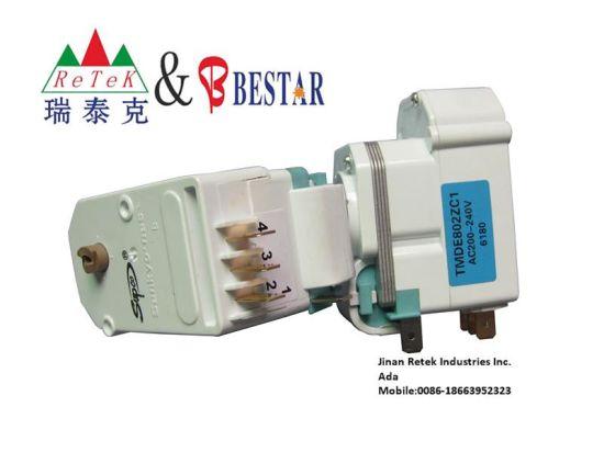 Refrigeration Tmde802zc1 Series Refrigerator Parts Defrost Timer