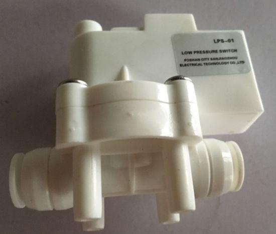 E-Chen Pressure Tank Low Pressure Switch