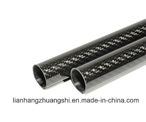 3k Carbon Fiber Tube, Pultruded Carbon Fiber Tube pictures & photos