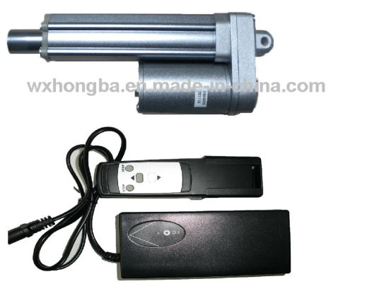 China Micro Linear Actuator 24V DC Motor with Controller for