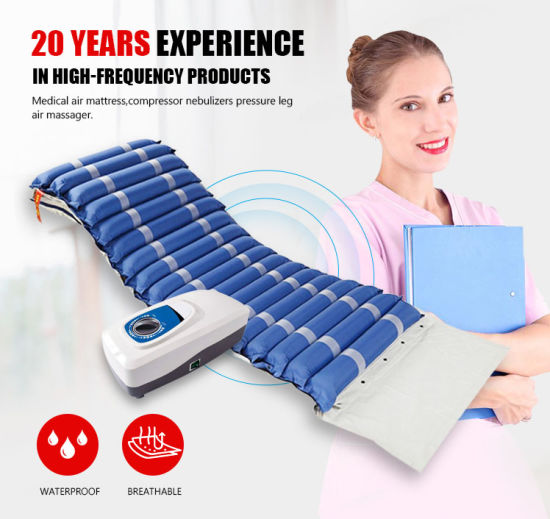 Physical Therapy Anti Decubitus Medical Bedsore Mattress with Air Pump