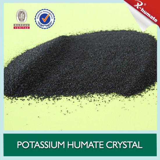 Soluble Potassium Humate Soluble Crystal Form
