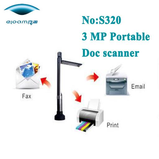 Ocr Scanner S320