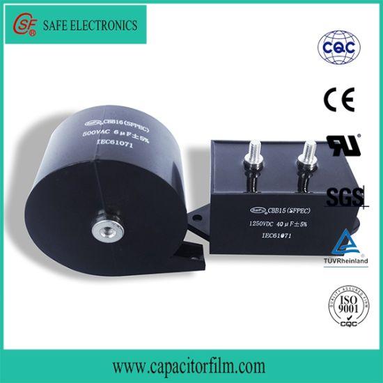 Cbb15/16 Capacitor for Welding Inverter