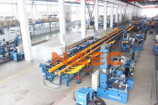 Pipe Spool Production Line