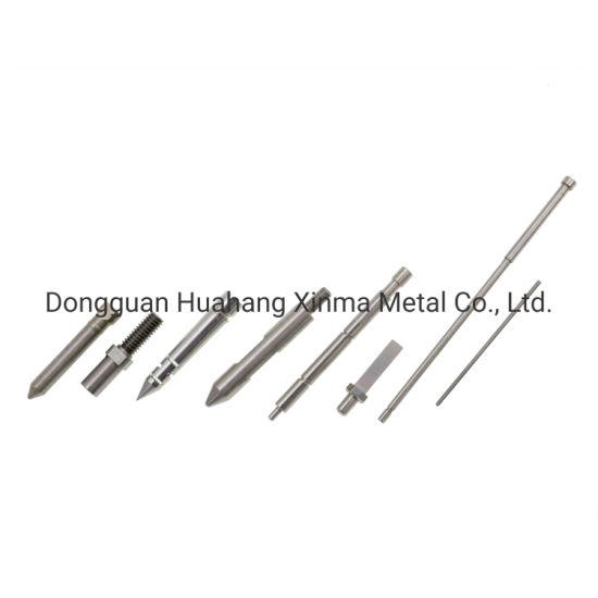 Custom Precision CNC Machining Engineering CNC Turning Metal Parts for Medical Equipments