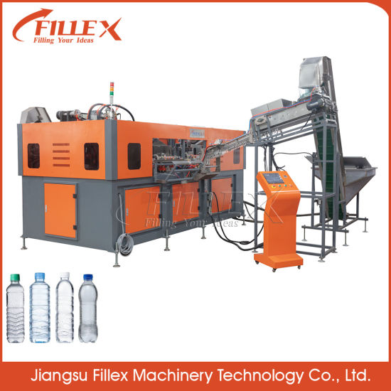 Fully Automatic High Speed Blow Moulding Machine with Stretch Blow