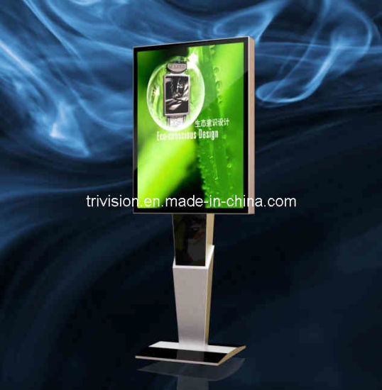 Figurative Scrolling Light Box with Design Stand pictures & photos
