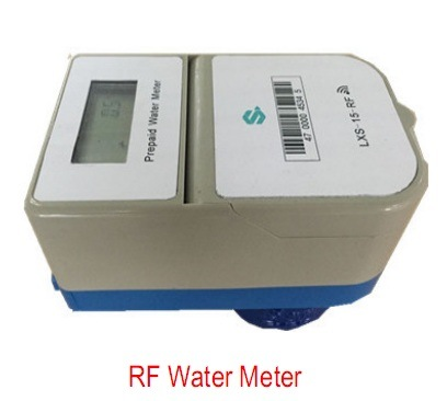 Multi-Jet Sts Keypad Prepaid Water Meter pictures & photos