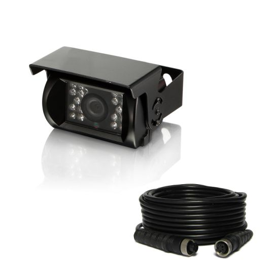 IP69K Car Rear View CCD Camera with 130 Degree Wide Viewing Angle pictures & photos