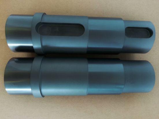 Industrial Ceramics Pressuring Sintered Silicon Carbide Ceramic Pump (SSIC) Shaft for Magnetic Pump