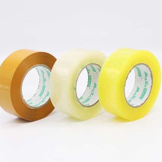 Clear BOPP Film Acrylic Adhesive Tape BOPP Tape in Roll - نوارهای فیلم BOPP چیست؟ نوار چسب