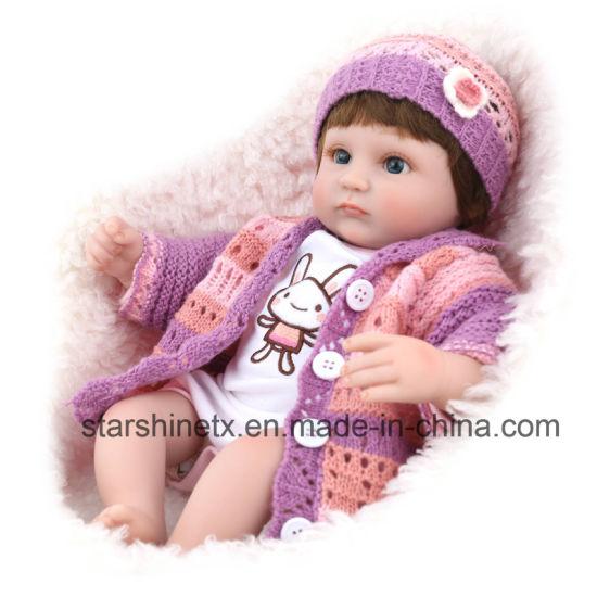 2a9f105d66c4 2019 Silicone Reborn Doll Boneca Realistic Baby Dolls as Children Birthday  Gift Toy